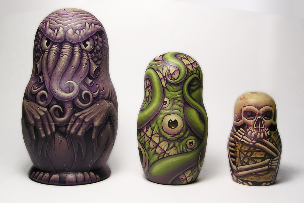 lovecraft-russian-dolls
