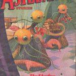 Dans l'abime du temps, couverture originale d'Astounding