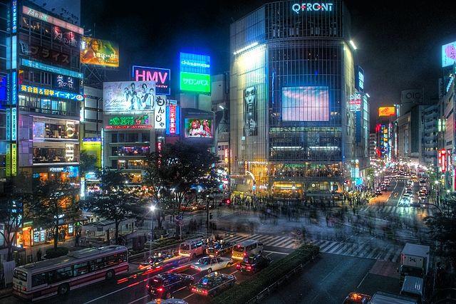 640px-Shibuya_Night_(HDR)