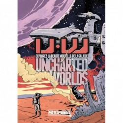 Uncharted Worlds : Space...