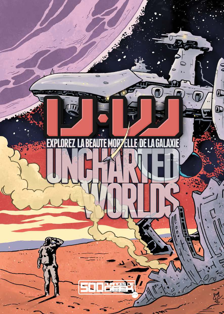 Uncharted Worlds  pdf