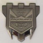 Un vrai badge !