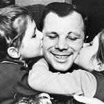 Gagarin et ses filles